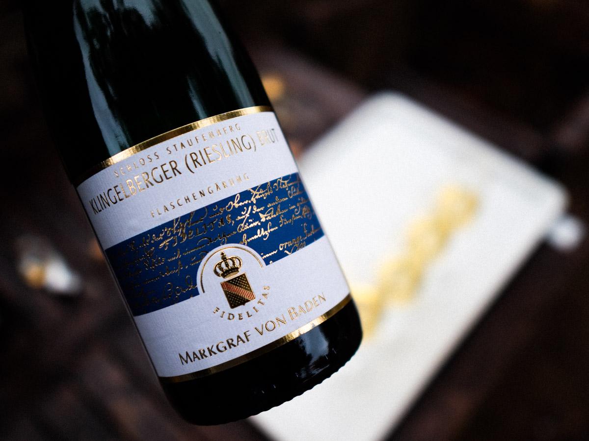 Немецкое игристое вино