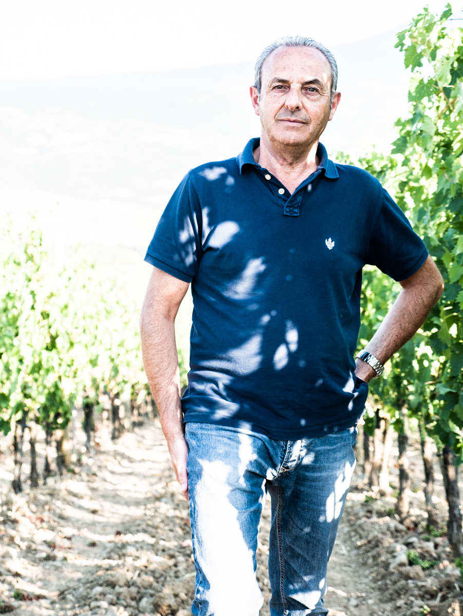 Андреа Макетти, винодел Mastrojanni с 1992 года